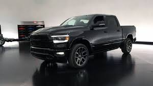 2019 Ram 1500 Everything You Need To Know About Ram U0027s New Full