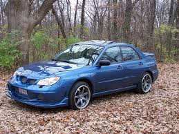 subaru gdf 2007 subaru impreza iii sedan u2013 pictures information and specs