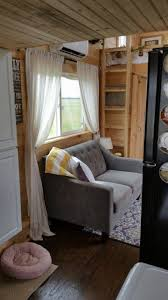 340 square foot tiny house built by tennessee tiny homes tiny