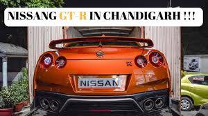 nissan gtr india price 2017 2017 nissan gt r launched in india chandigarh youtube