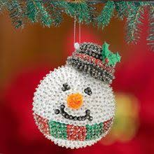 57 best herrschners beaded ornaments images on beaded