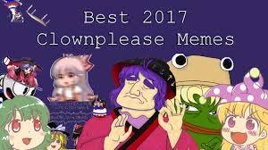Touhou Memes - my best touhou memes of 2017 youtube