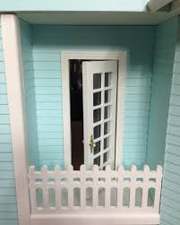 once upon a doll collection building a dollhouse part 3