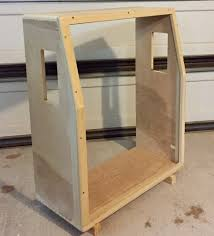 How To Build A Guitar Cabinet by Building The Tidewater Troika A 2x12 U0026 1x15 Guitar Speaker