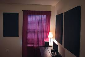 how to make acoustic panels youtube