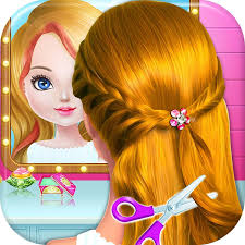 kids styles makeup artist girls salon android apps