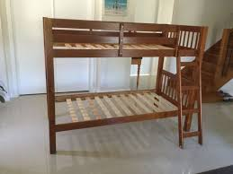 Timber Bunk Bed Timber Bunk Bed Beds Gumtree Australia Banyule Area Macleod