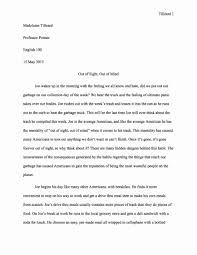 a modest sparknotes inspirational exercise essay
