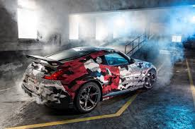 nissan 370z drift car nissan 370z nismo to participate in 2013 gumball 3000 rally