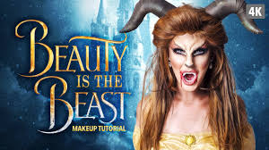 halloween makeup prices beauty is the beast halloween makeup tutorial youtube