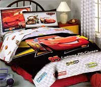 disney cars bedding set disney cars movie 4pc bed sheets set full size bedding amazon