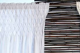 Smocked Drapes Le Decor Interior Design And Decorating Studio