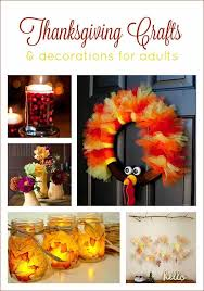 diy thanksgiving decorations for adults anti june cleaver