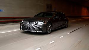 2018 lexus ls luxury sedan 10 things to know about the new car