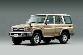 vintage toyota toyota surprises with land cruiser 70 re release
