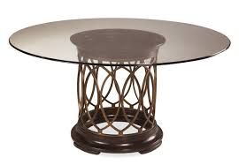 table archaicfair wonderful glass dining room table base tables on