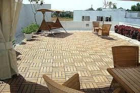Wood Patio Flooring by Outdoor Flooring Options U2013 Jdturnergolf Com