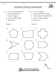 free geometry worksheets for grade 8 worksheet geometry grade 4