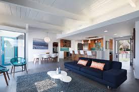 Modern Blue Sofa Modern Blue Sofa Divani Casa Pearce Fabric Sectional Living Room