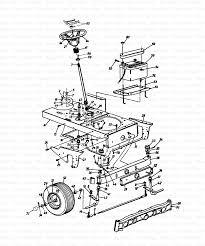 mtd 14as833h131 huskee garden tractor 1997 tractor supply