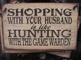 I Love My Husband Meme - shopping with your husband