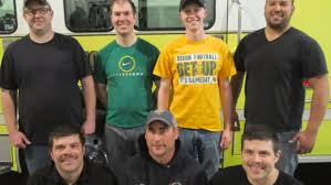 Joe Banister Seven Join West Fargo Fire Department West Fargo Pioneer
