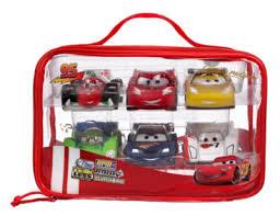 disney pixar cars bath set