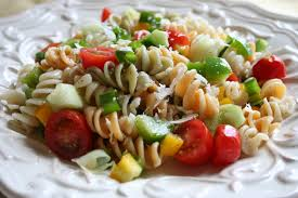 recipe cold vegetable pasta salad food next recipes