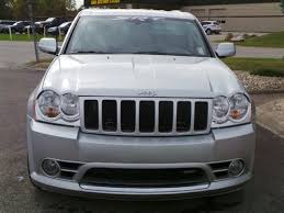 jeep 2007 grand pre owned 2007 jeep grand srt8 suv in whiteland