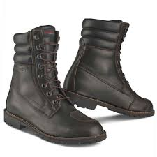 black moto boots stylmartin boot indian motorcycle boots brown 24helmets