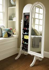 Free Standing Jewelry Armoire With Mirror Product Of The Day Universal Furniture Bellamy Cheval Storage