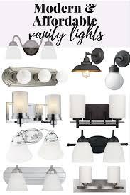 10 vanity lights i love love u0026 renovations