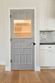 kitchen marvelous kitchen pantry door wood and glass doors