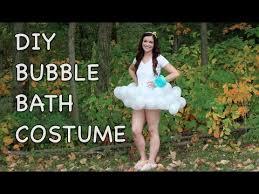 diy bubble bath costume makeup by kimm youtube