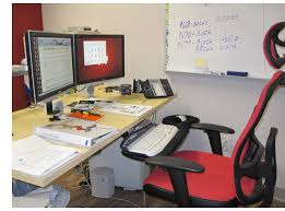 How To Have An Ergonomic Desk Set Up