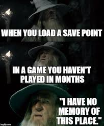 Game Meme - confused gandalf meme imgflip