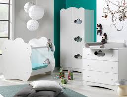 chambre bébé lit plexiglas altéa blanc chambre
