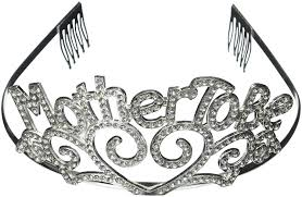 amazon com metal mother to be tiara baby shower mom gift crown
