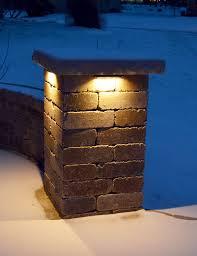 Kichler Deck Lights by Deck Lighting Hardscape Lighting Patio Lighting Outdoor