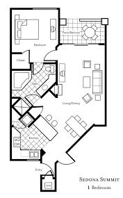 villas of sedona floor plan sedona summit vacations resorts rentals suites and getaways