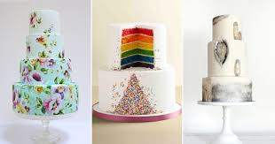 wedding cake top the top 17 wedding cake trends for 2017 metro news