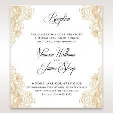 reception card wedding stationery reception cards by b wedding