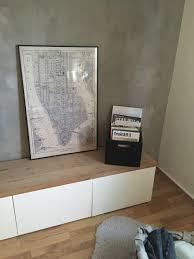 wohnwand rustikal wohnzimmer moderne deko erstaunlich ideen modern