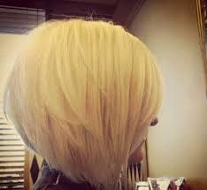 is stacked hair cut still in fashion side long bangs with the bob haircut cute hair cuts pinterest