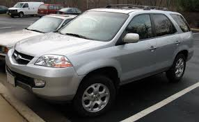 acura jeep 2001 acura mdx information and photos momentcar