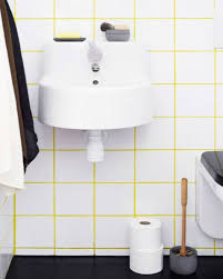 colored grout ideas for the home domino
