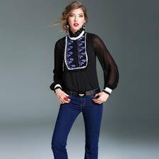 Neue K He Dorla Kühlen 100 Silk Frauen Blusen Retro Britischen Gericht Hemd
