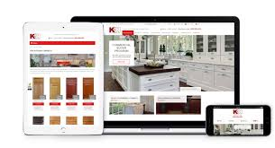 ecommerce website kitchen cabinet kings clemson web design kitchen cabinet kings mockup
