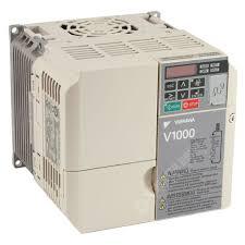 yaskawa v1000 ip20 2 2kw 3kw 230v 1ph to 3ph ac inverter drive