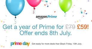 will amazon have lightening deals for black friday amazon prime day will have